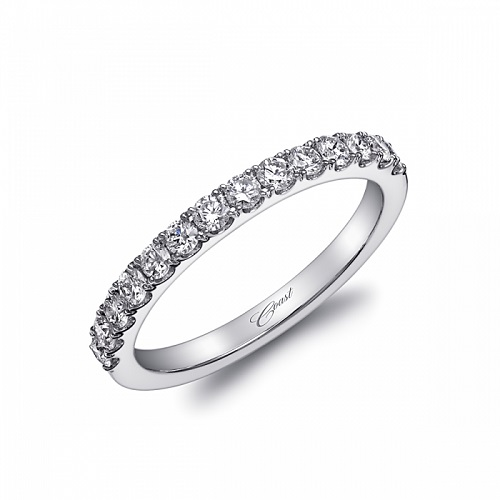 Coast Diamond band WC20015 0.50ctw micro-prong setting Allure Collection