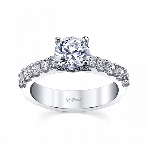 Coast Diamond 1CT solitaire Engagement ring LS20000
