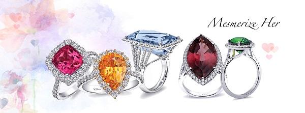 Coast Diamond Signature Color Collection Mesmerize Her