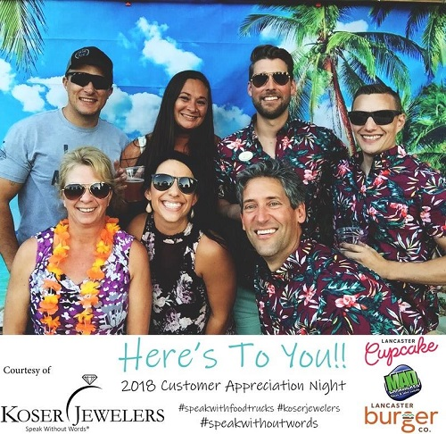 Koser Jewelers 2018 Customer Appreciation Night