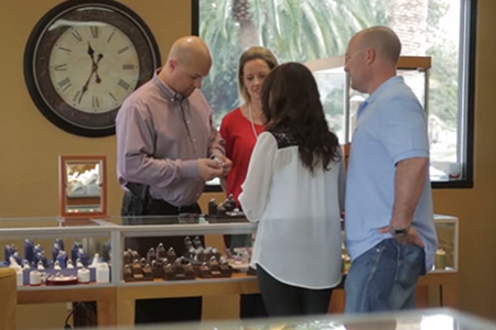 K and Company Family Jewelers Brentwood CA Rich and Katrina Neciuk