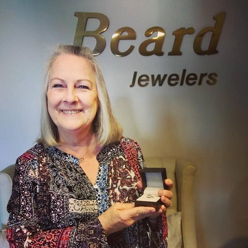 Beard Fine Jewelers is known for their generous giveaways.