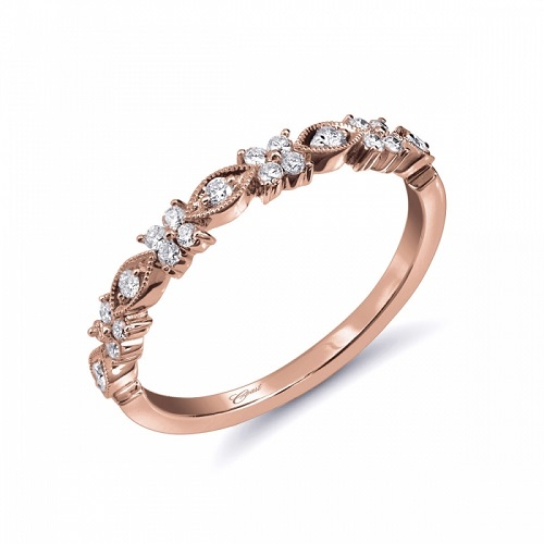 Coast Diamond rose gold fashion band wc10375H-rg