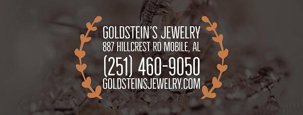 Goldstein's Jewelers Mobile AL info