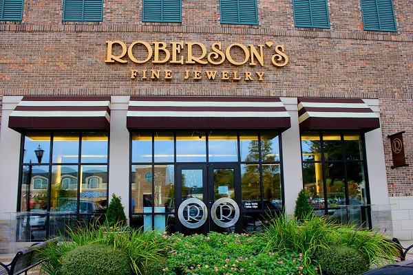 Gem Gossip's visit to Roberson's Fine Jewelry Little Rock AR
