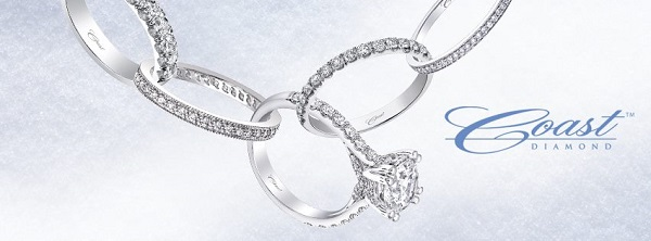 Iconic Coast Diamond Engagement Rings for the Classic Woman from Levy's Fine Jewelry, Birmingham