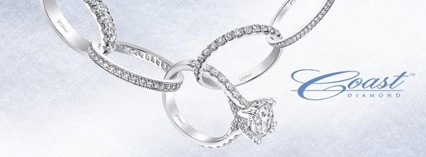 Classic Coast Diamond Rings