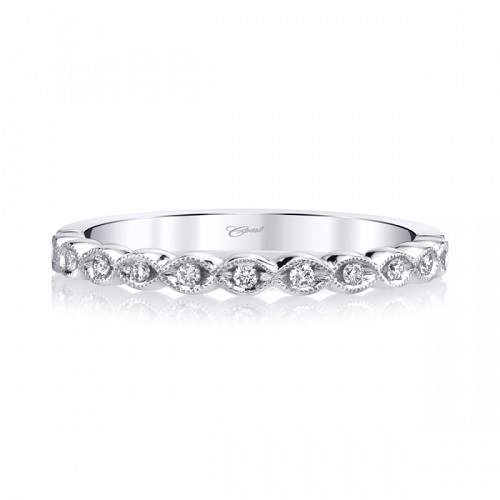 Coast Diamond fashion band WC30096H round diamond in marquise shapes