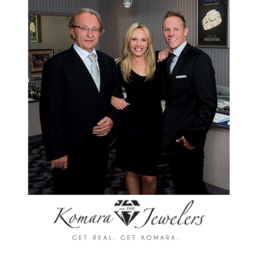 Coast Diamond Retailer of the Week Komara Jewelers Canfield OH