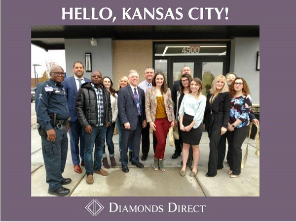 Coast Diamond Retailer of the Week Diamonds Direct Kansas City