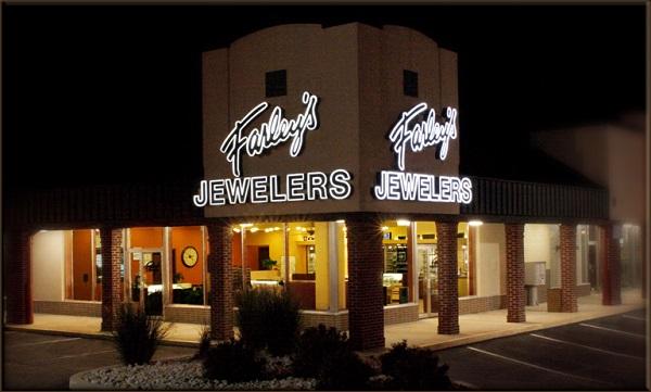 Farley's Jewelers Hanover PA