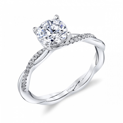 Coast Diamond engagement ring LC20201