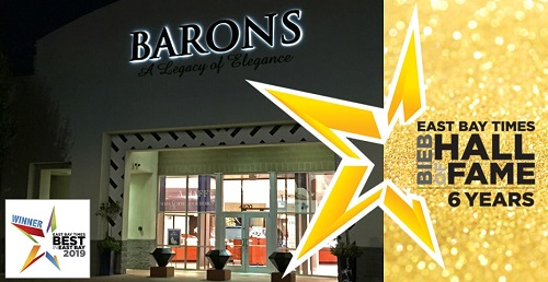 BARONS Jewelers Best of East Bay