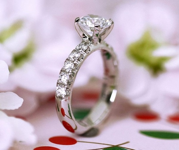 Solitaire Engagement Rings From Coast at Kasson Jewelers of Southport, Connecticut