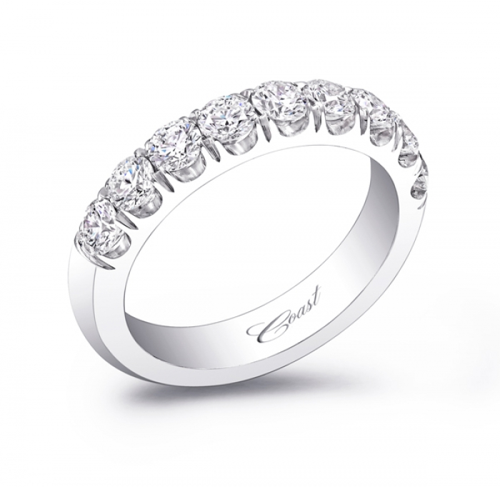 Coast Diamond 1 carat wedding band WZ5007H-1