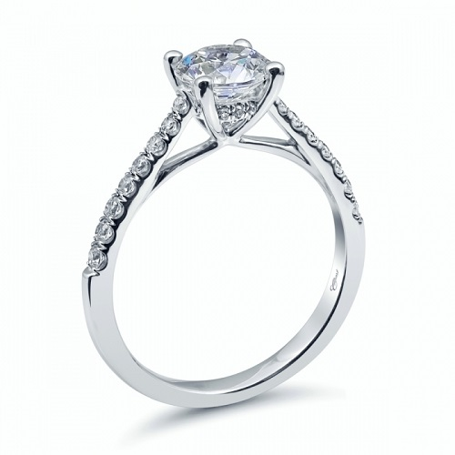 Coast Diamond Engagement Ring LC10315 gallery view
