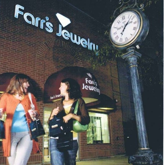 Farr's Jewelry storefront
