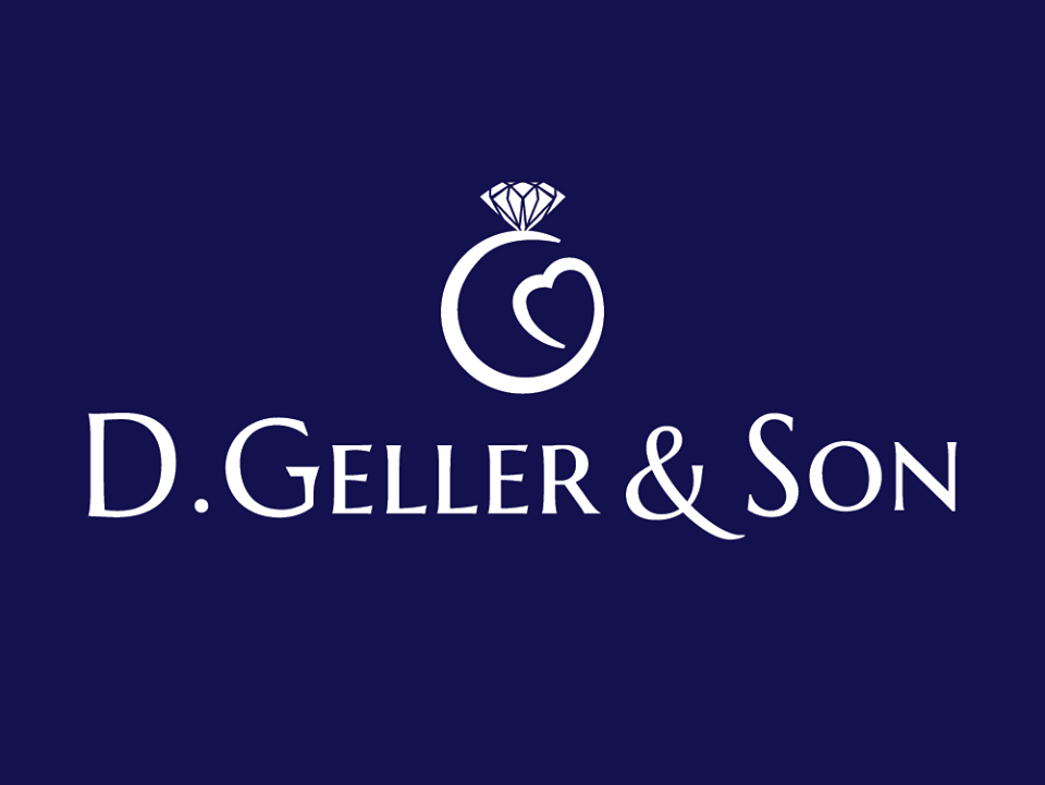 Coast Diamond Retailer of the Week D. Geller & Son GA logo landscape