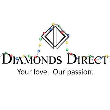 Diamonds Direct Holiday Logo