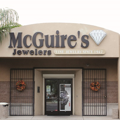 Coast Diamond Retailer of the Week MCGUIRES Jewelers Tuscon AZ