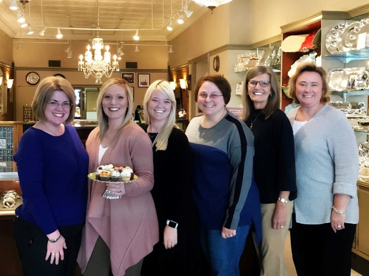Ford Gittings & Kane Jewelers, Rome, GA celebrations