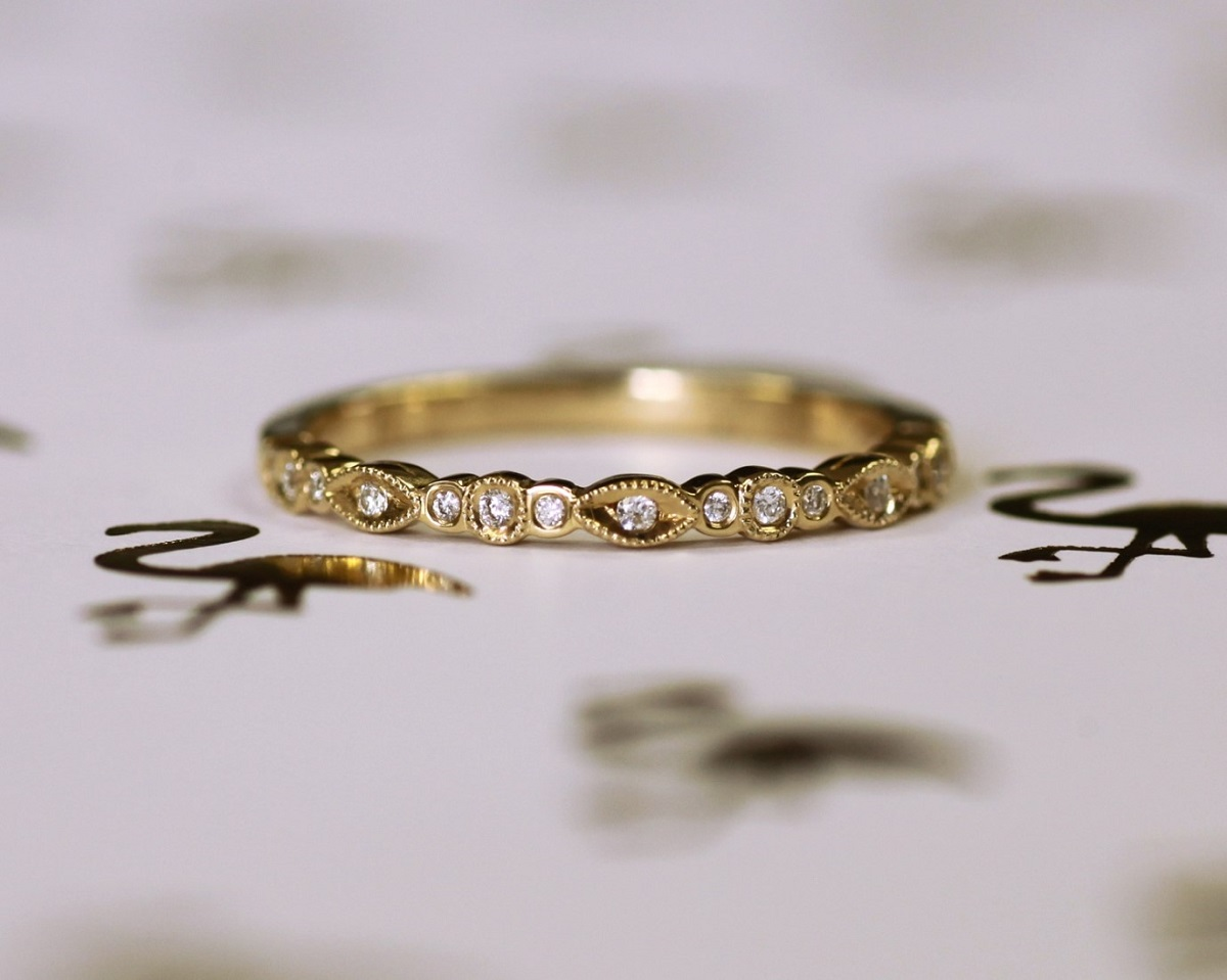 Yes! Yellow Gold Makes a Comeback in 2020 with Simmons Fine Jewelry, Meridian, ID