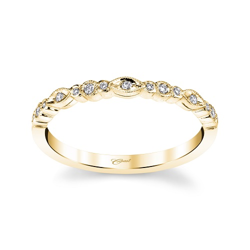 Coast Diamond Stackable Band WC30094H_0-YG