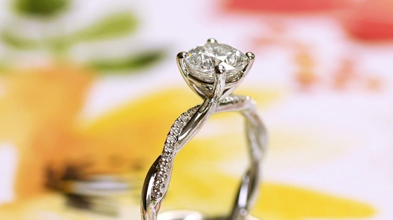 Celebrate Your Moment with a Coast Diamond Ring From Barnes Jewelry, Amarillo, TX