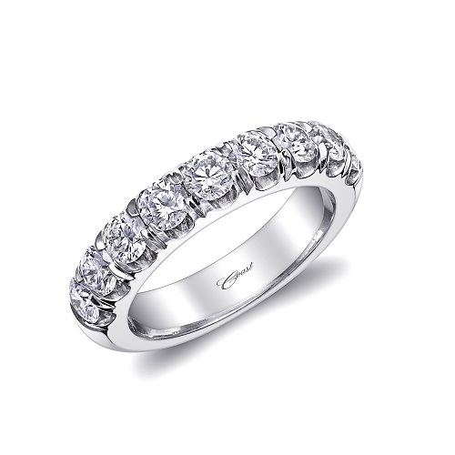 Coast Diamond wedding band WZ5008H 1.35 ctw